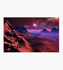 Red Dwarf. Photographic Print