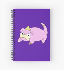 Cuaderno de espiral Realeza