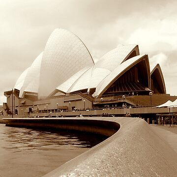 Opera House by zeevat