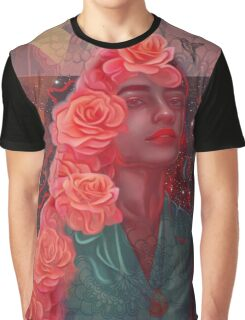 Flower spell Graphic T-Shirt