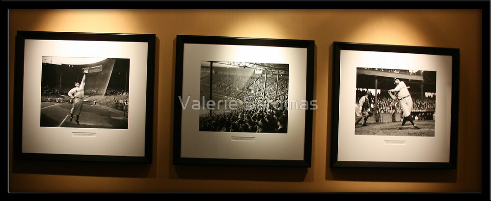 The wall of fame by Valerie Sardinas