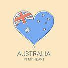 Australia in my heart by zoljo