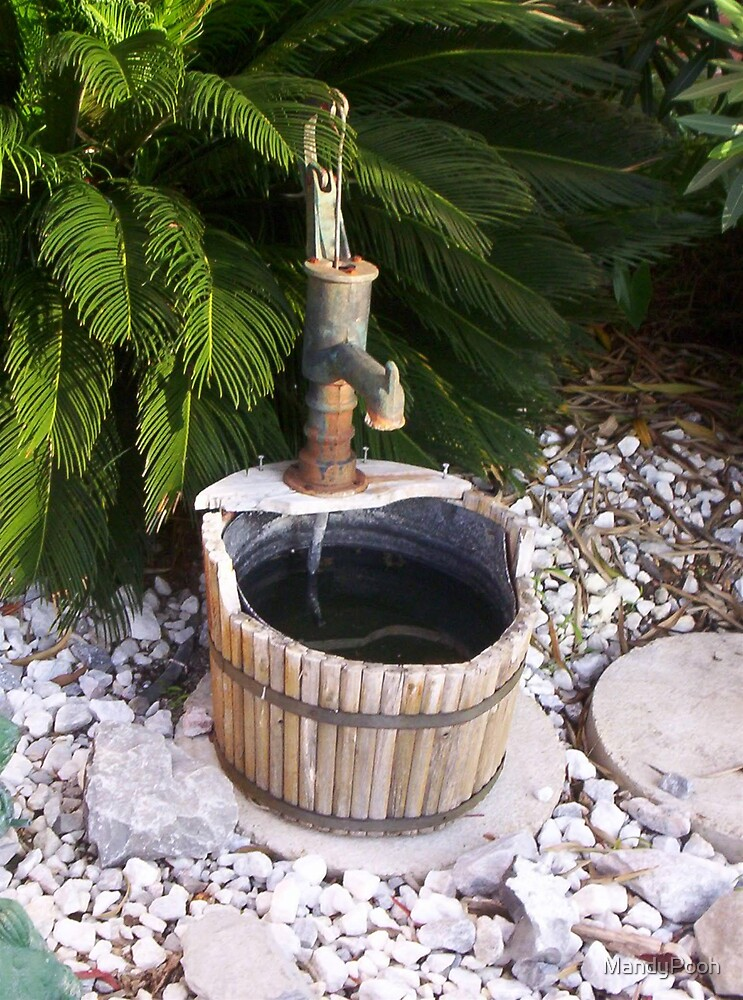 Water pump by MandyPooh