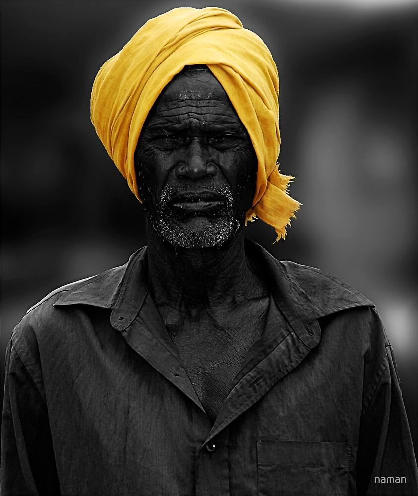 Faces on earth-Goa by naman