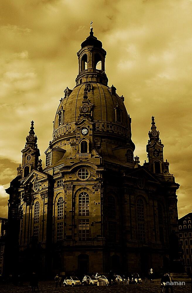 Frauenkirche Church by naman
