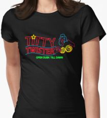 Titty Twister - Neon Revamped HD T-Shirt