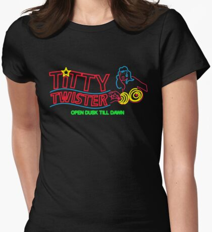 Titty Twister - Neon revamped HD T-Shirt