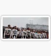 Penn State football Sticker