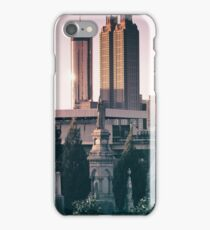 The Old & The New - Atlanta iPhone Case/Skin