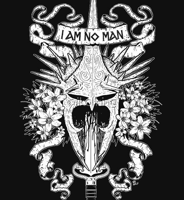 I AM NO MAN by nikolking