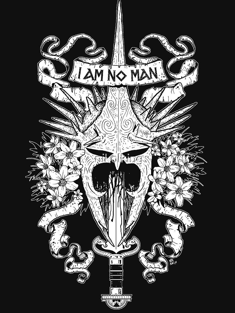 I AM NO MAN | Women's T-Shirt