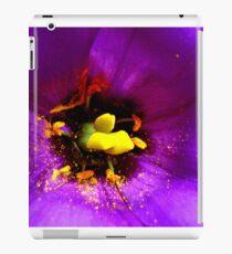 purple iPad Case/Skin