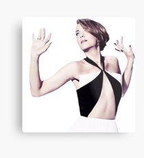 Kristen Wiig SNL bumper Metal Print