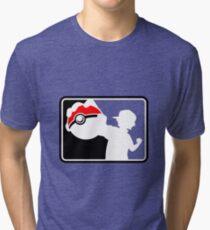 Poketrainer Tri-blend T-Shirt