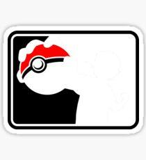 Poketrainer Sticker