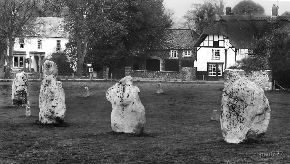 Avebury Wiltshire England no3 by paul777