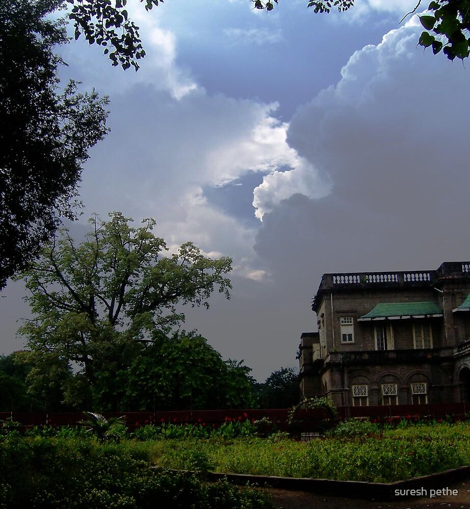 Before it rain by suresh pethe