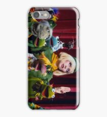 Debbie Harry on the Muppets Show iPhone Case/Skin