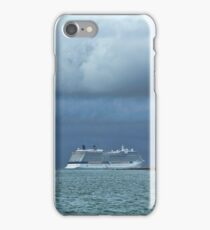 Sailing into the Storm iPhone Case/Skin