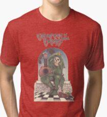 Grateful Dead - The Musician Traveler Tri-blend T-Shirt