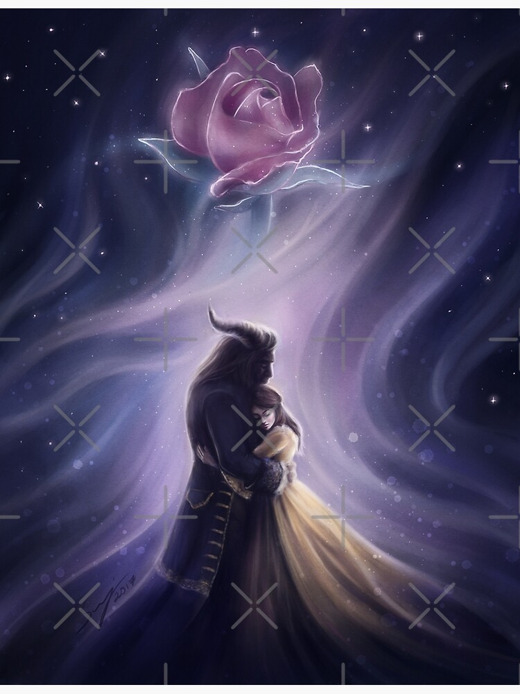 Beauty and the Beast by svenja