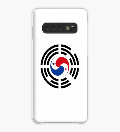 Korean Panamanian Multinational Patriot Flag Series Case/Skin for Samsung Galaxy