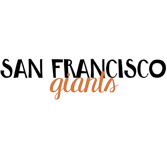 San Francisco Giants by aleighseitz