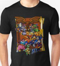 Sly Cooper and the Thievius Raccoonus Unisex T-Shirt