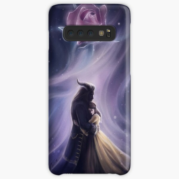 Beauty and the Beast Samsung Galaxy Snap Case