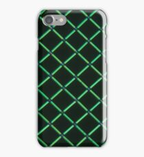 Polylactic acid under the microscope iPhone Case/Skin