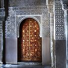 Sultan's Corner Doorway by Ted Byrne
