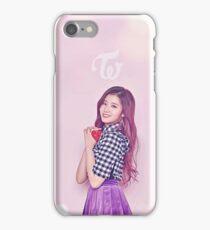 Twice - Sana - Knock Knock iPhone Case/Skin