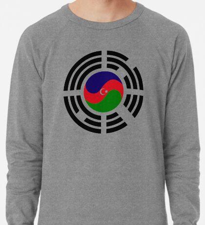 Korean Azerbaijan Multinational Patriot Flag Series Lightweight Sweatshirt