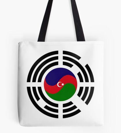 Korean Azerbaijan Multinational Patriot Flag Series Tote Bag