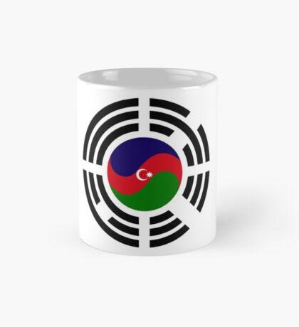 Korean Azerbaijan Multinational Patriot Flag Series Mug