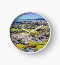 Ireland 'Rocks' - Giants Causeway, Northern Ireland Clock
