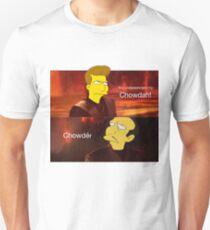 it's Chowder Unisex T-Shirt