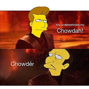 it's Chowder by adamgoodison1
