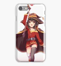 Konosuba Megumin Hyped iPhone Case/Skin