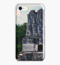 Temples Tikal iPhone Case/Skin