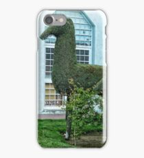 Horse Topiary iPhone Case/Skin