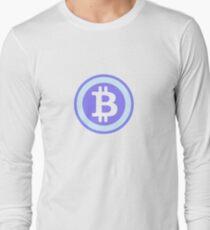 Bitcoin Blue T-Shirt