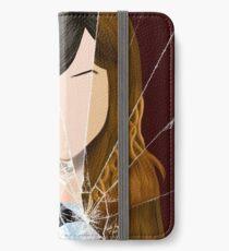 Carmilla - Broken Mirror iPhone Wallet/Case/Skin