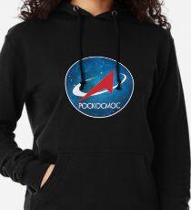 Roscosmos Nebula logo Lightweight Hoodie
