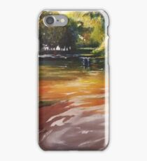 Three Seasons Landscape Oil Painting iPhone Case/Skin
