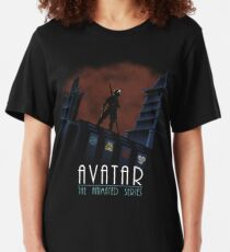 Avatar: The Animated Series - Volume 1 Slim Fit T-Shirt