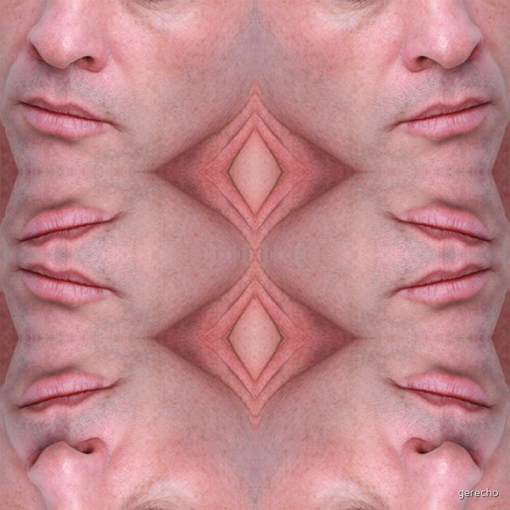 HEAD_CONCERTINA_FOLD by gerecho