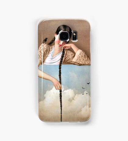 Touch The Sky (Rapunzel) Samsung Galaxy Case/Skin