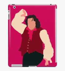 There's no man in town half as manly... iPad Case/Skin