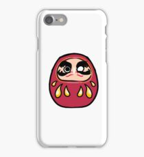 Daruma iPhone Case/Skin